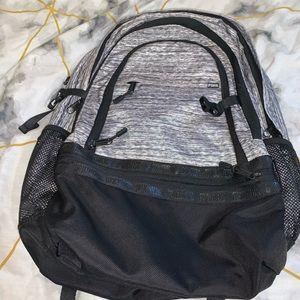 PINK Victoria's Secret Campus Backpack Gray